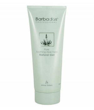 ANNA LOTAN Barbados Pure Soothing Aloe Vera Natural Gel 250ml
