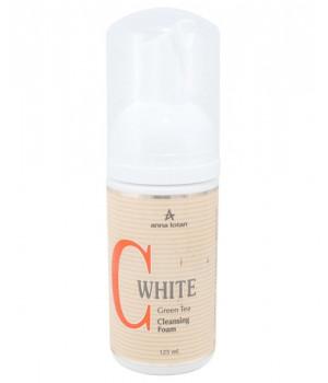 ANNA LOTAN C White Green Tea Cleansing Foam 125ml