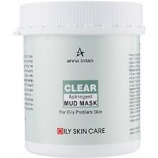 ANNA LOTAN Clear Astringent Mud Mask 250ml