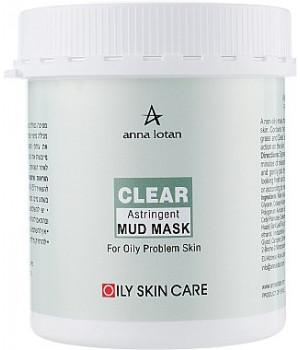ANNA LOTAN Clear Astringent Mud Mask 625ml