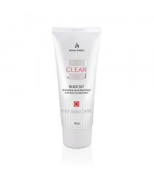 ANNA LOTAN Clear Black Silt Activating Mask 90ml
