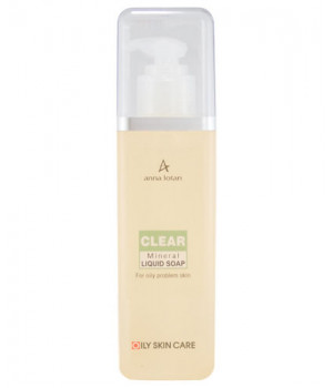 ANNA LOTAN Clear Mineral Hygienic Liquid Soap 500ml