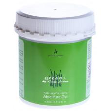 ANNA LOTAN Greens Aloe Pure Natural Gel 600ml