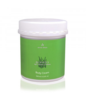 ANNA LOTAN Greens Body Cream 600ml