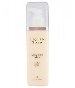 ANNA LOTAN Liquid Gold Cleansing Milk 500ml