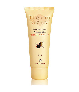 ANNA LOTAN Liquid Gold Cream Gel 60ml