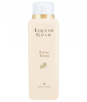 ANNA LOTAN Liquid Gold Facial Toner 500ml