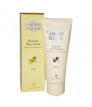 ANNA LOTAN Liquid Gold Golden Day Cream 60ml