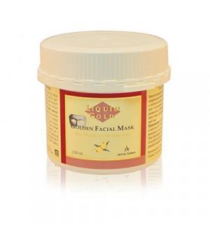 ANNA LOTAN Liquid Gold Golden Facial Mask 250ml