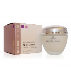 ANNA LOTAN New Age Control Active Beautifying Night Cream 50ml